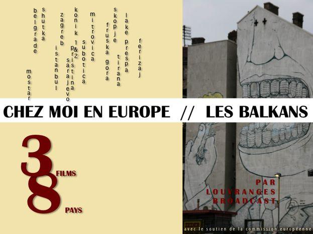 Image for CHEZ MOI EN EUROPE // LES BALKANS