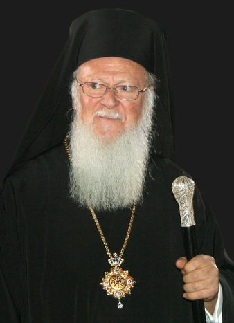 Image for Ecumenical Patriarch Bartholomew I: 'Young people in Europe feel unsafe'