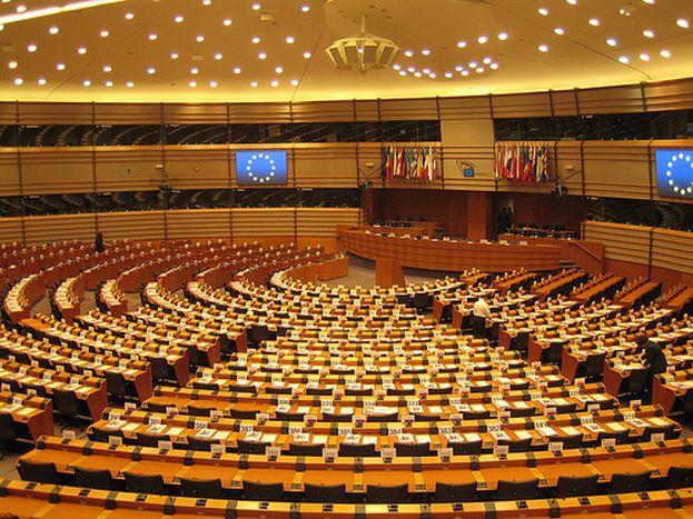 Image for El Parlamento Europeo pierde confianza