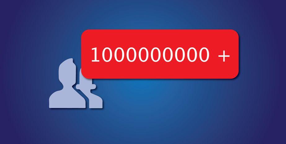 Image for Le chiffre qui parle : record de connexions sur Facebook
