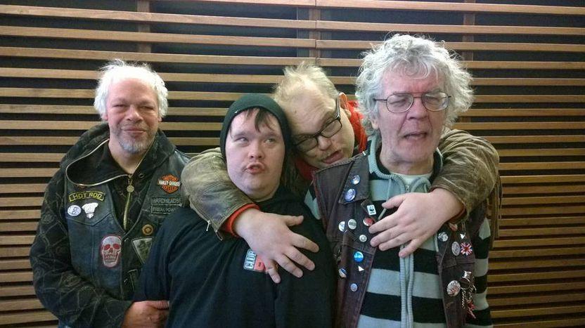 Image for Eurowizja: Finlandia wysyła niepełnosprawnych punkowców