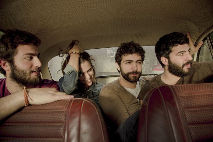 "Image for Postcards: Lebanese ""folk-rock-dream-pop"""