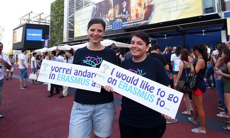Image for I volontari europeialla conquista di Expo2015
