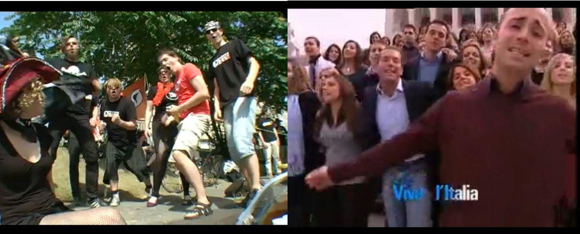 Image for Politische Hymnen in Europa: Sing mich oder ich fress Dich!