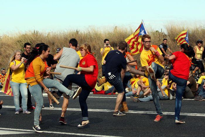 Image for Indépendance de la Catalogne : la vida locale