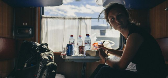 Image for Train of thought: 100 years of the Trans-Siberian Railway