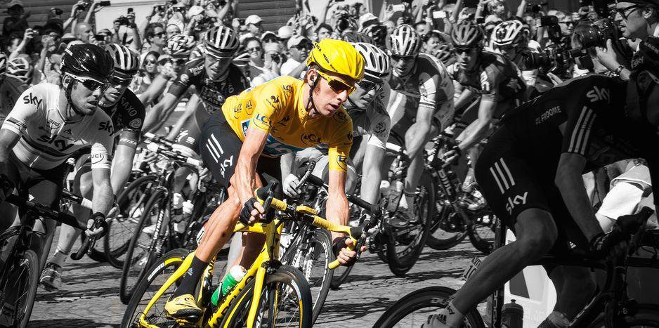 Image for Tour de France : pignon sur l'Europe