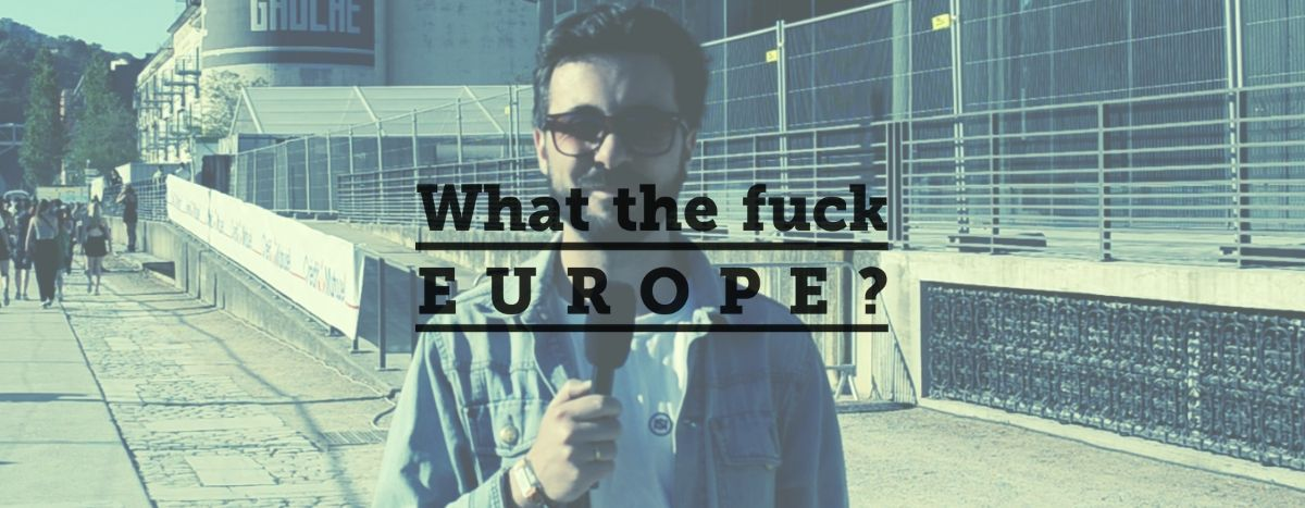 Image for What the fuck Europe? Festival Nuits Sonores