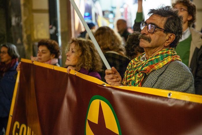 Image for Ocalan e i curdi sono un po' palermitani