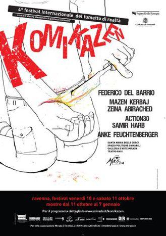 Image for KOMIKAZEN: 4° FESTIVAL INTERNAZIONALE  DEL FUMETTO DI REALTÀ