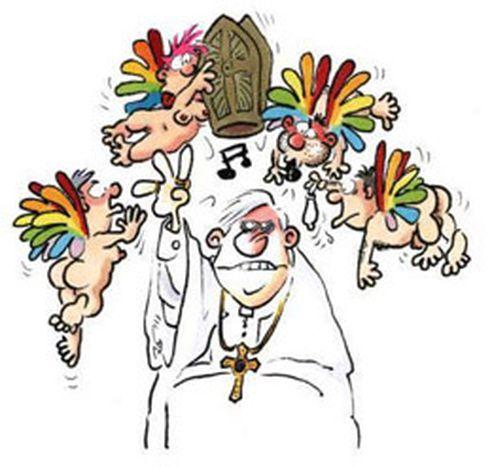 Image for Der Papst kommt! Interview mit Jörg Steinert vom Lesben- und Schwulenverband in Deutschland