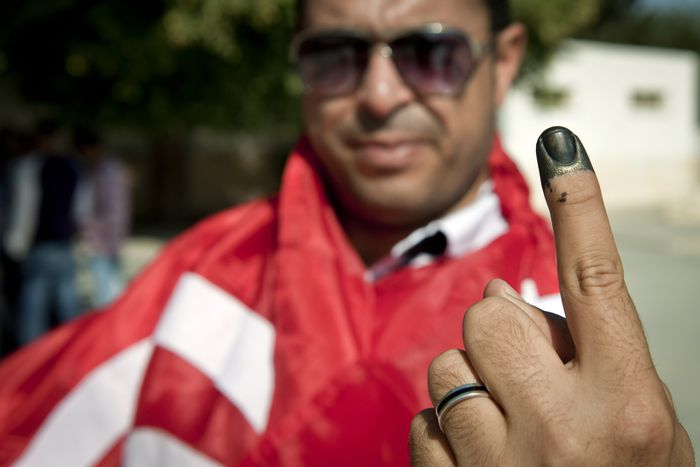 Image for Blogger Khelil Ben Osman on Tunisian elections