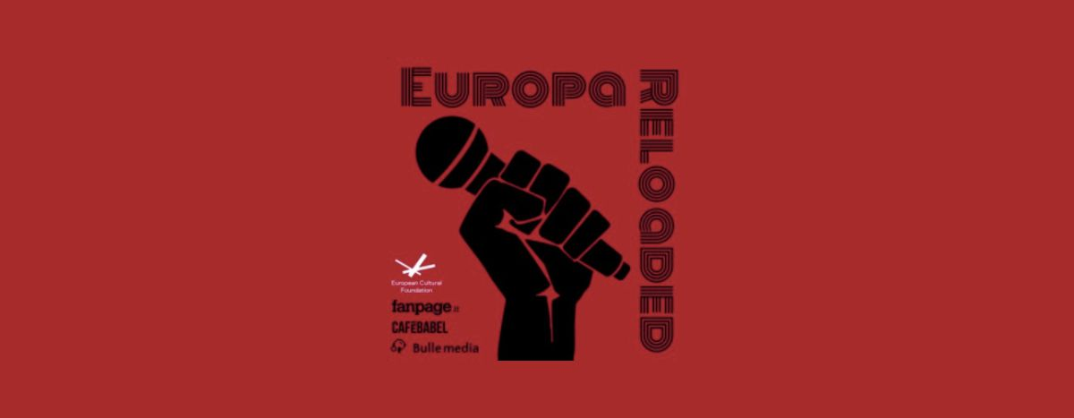 Image for Serie podcast: Europa Reloaded