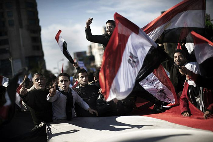 Image for The Dawn of Democracy in the Arab World
