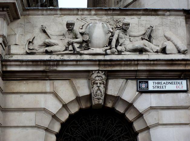 Image for Les banques de la City se tiennent prêtes à lâcherLondres.