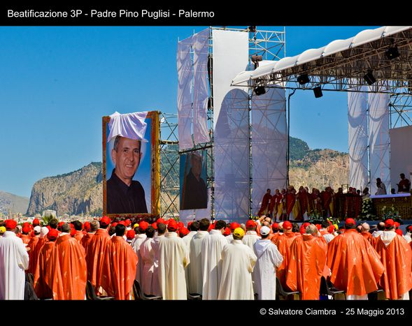 Image for Padre Pino Puglisi: un insegnante di libertà
