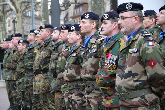 Image for L'Europe de la défense : rêve ou réalité ?