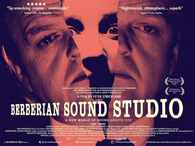 "Image for ""Berberian Sound Studio"": deconstruyendo el ""giallo"""