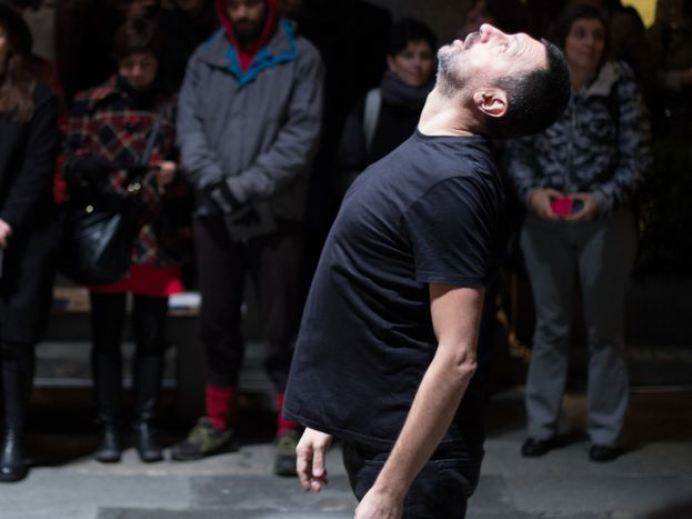 Image for Firenze contemporanea: Kinkaleri e l'alfabeto del corpo