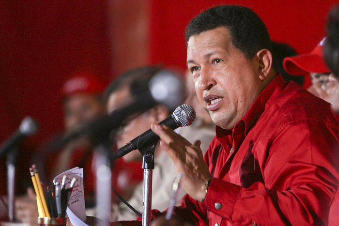 Image for EU media remembers Hugo Chavez