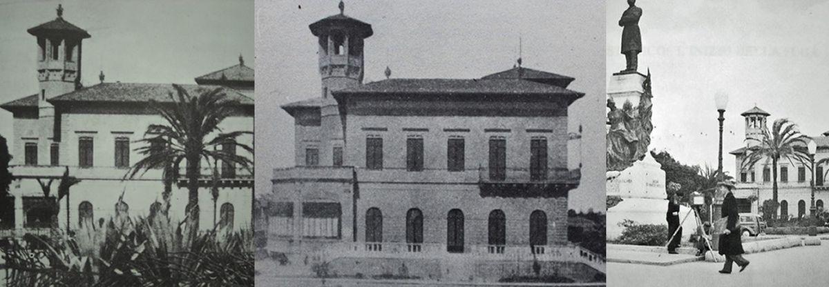 Image for [fre] LaVilla Deliella,un paradoxe sicilien. Commentun joyau de l'Art Nouveau fut réduit à l'état de parking