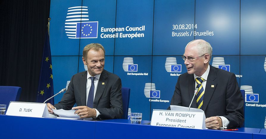 Image for Tusk's challenges as new President of the Council