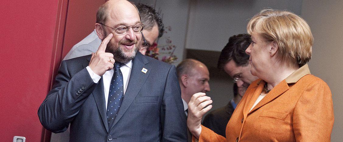 Image for LIVE : le Conseil européen planche sur l'immigration