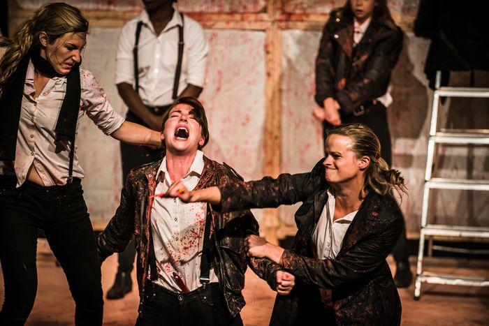 Image for Shakepeare'sTitus Andronicus at the Edinburgh Fringe