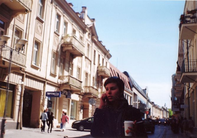Image for Diary: Vilnius and I, reluctant bedfellows