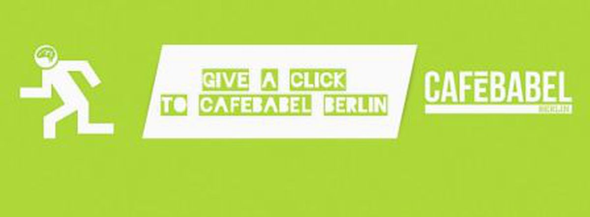 """Image for Stimmt für Cafebabel! – Und helft uns die Serie """"Babel Migration"""" auszubauen"""