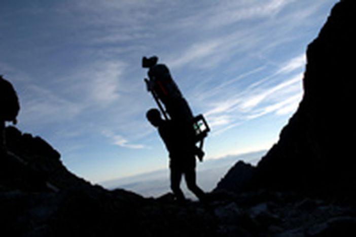 Image for En Eslovaquia, montañismo con espíritu olímpico