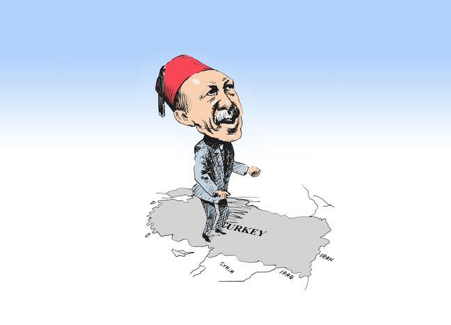 Image for La Turchia di Erdoğan: un percorso infranto