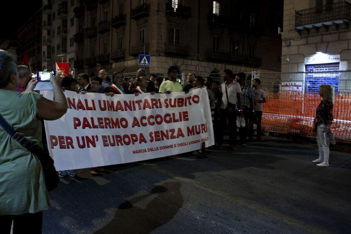 Image for Scalzia Palermo per un'Europa senza muri