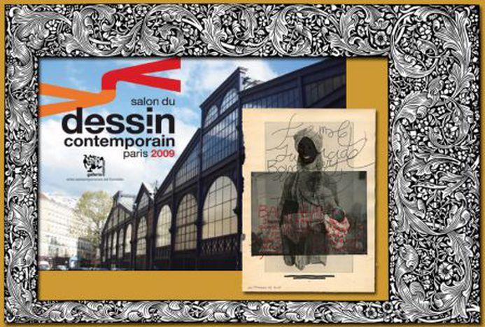 Image for Contemporary drawing fair in Paris: Gianluca Costantini