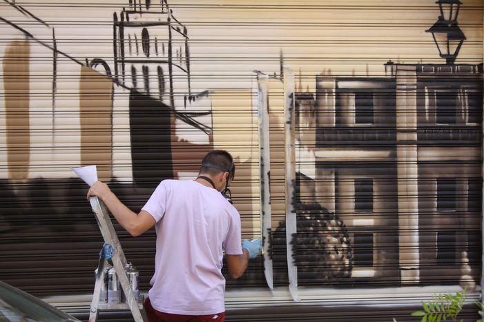 Image for Poetas callejeros: Versos en los muros
