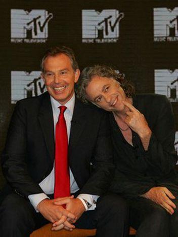 Image for I dieci anni di Mr. Blair