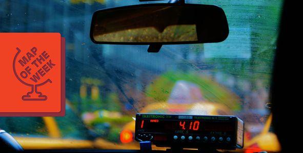 Image for Europa a la carta: ¿Cuánto vale coger un taxi?