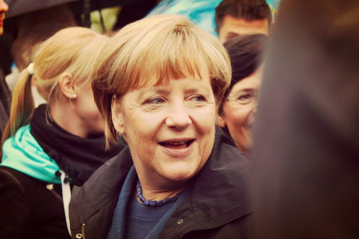 Image for Angela Merkel for the Nobel Peace Prize? Nein, Danke!
