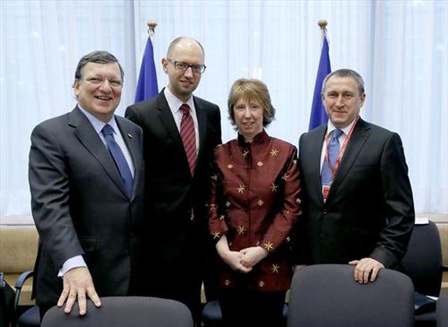 Image for Casse tête ukrainien au conseil européen
