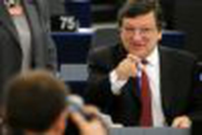 Image for Durão Barroso es una trampa para Durão Barroso