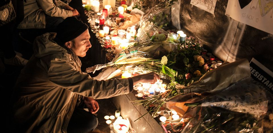 Image for Europe's front pages payhomage to Generation Bataclan