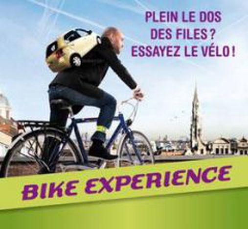 Image for Bike Experience 2012: changez la voiture pour le vélo !