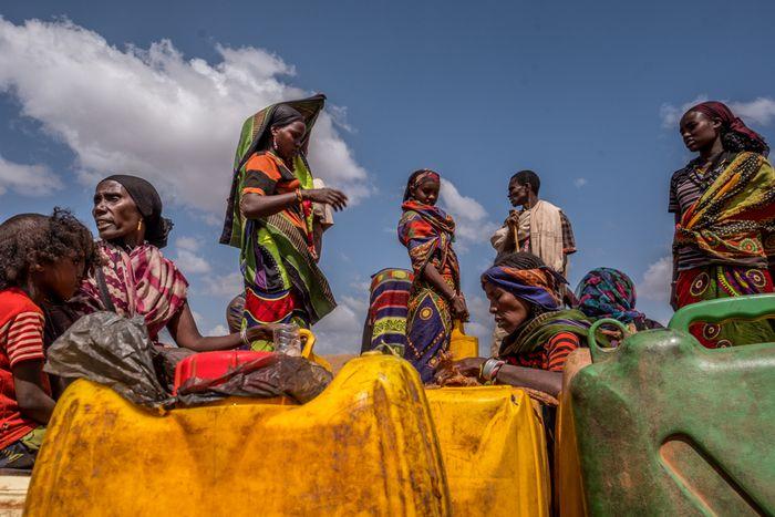 Image for EthiopiaandSudan, on the brink of famine