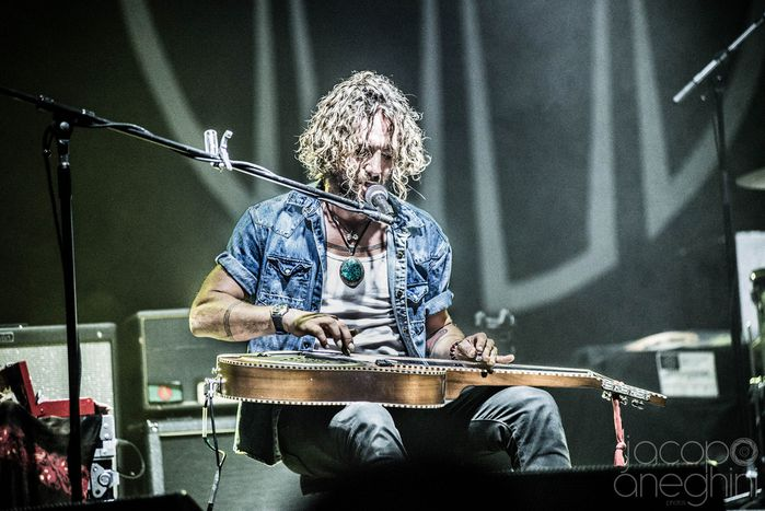 """Image for John Butler Trio: """"Every gig is a wild beast of its own."""""""