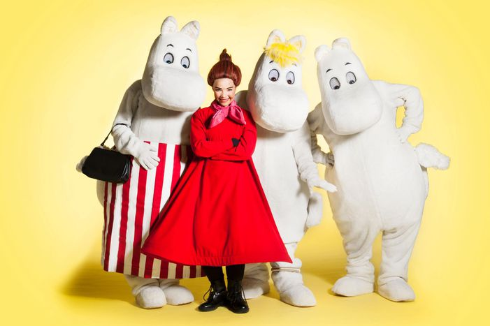 Image for The Moomins are Finland's best ambassadors