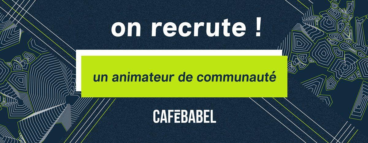 Image for Cafébabel Bruxelles recrute un animateur de communauté