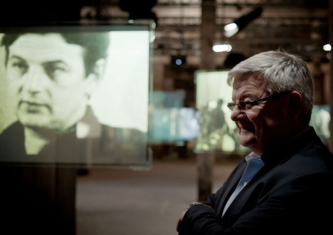 Image for Joschka Fischer takes a gloomy view on Europe