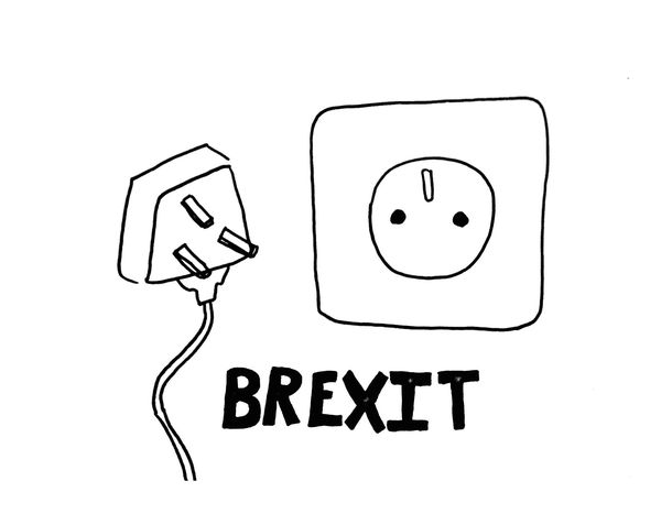 Image for THE BREXIT CHRONICLES NO.I