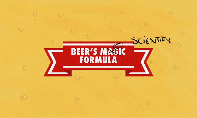 Image for Beer: A recipe that stems from a fungus