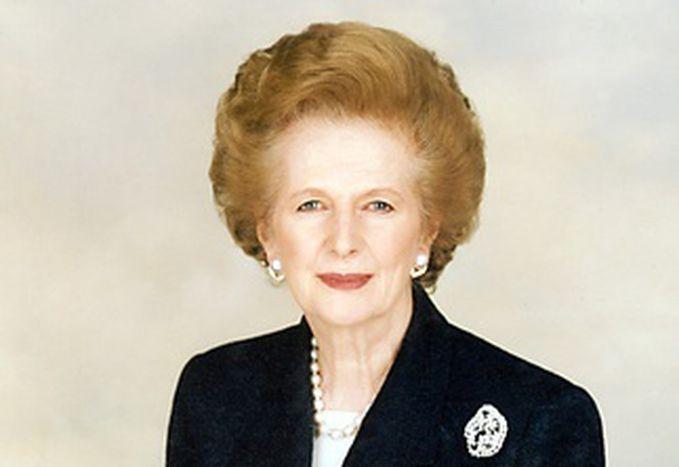 Image for Zum Tod von Margaret Thatcher: Europaskepsis einer Eisernen Lady